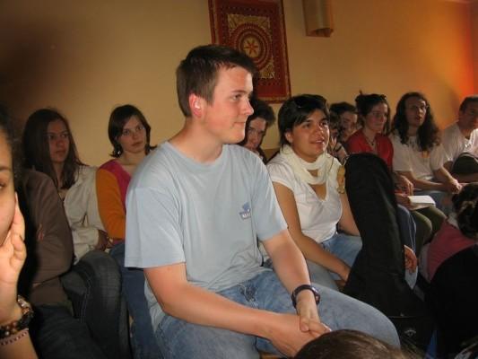 36eme rencontre europeenne de jeunes