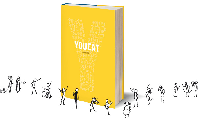 Livre Youcat illustrations