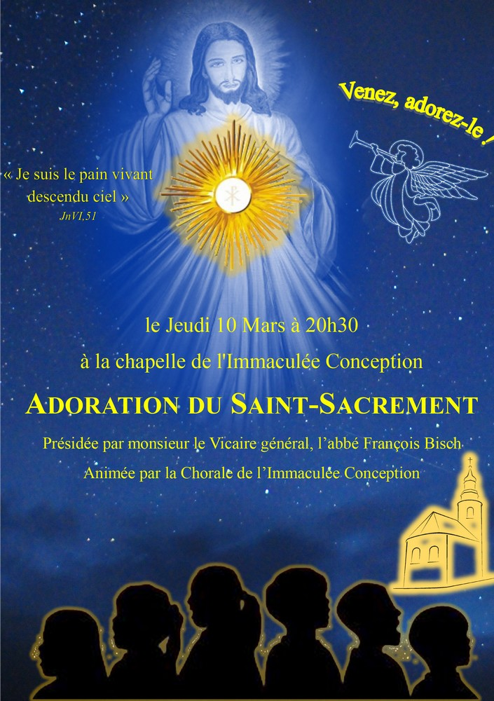 tract veillee adoration 10 mars immac ste therese
