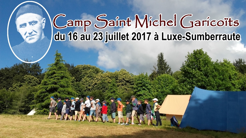 illustration Camp St Michel Garicoits