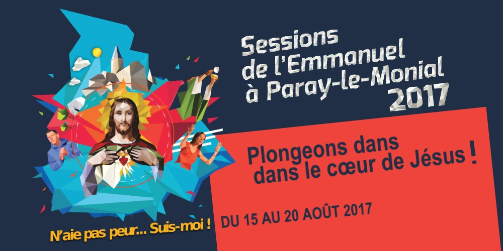 illustration Forum des Jeunes Paray le Monial